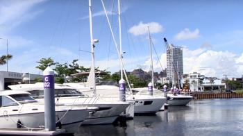 台南安平港蛻變 亞果遊艇會打造台版邁阿密