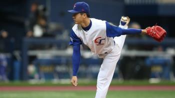 郭俊麟中職選秀獲悍將指名 洪總:該順位最好投手