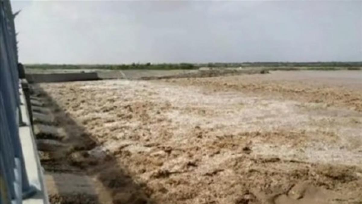暴雨北移!長江水患未平 黃河、淮河齊發洪水預警