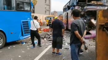 太平山一日遊!4車連環撞18人傷...女導遊頭部重創慘死