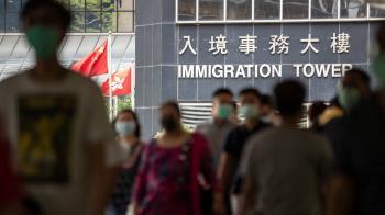疫情攀升!香港23日起室內公共場所強制戴口罩