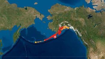 阿拉斯加外海規模7.8地震 已發海嘯警報
