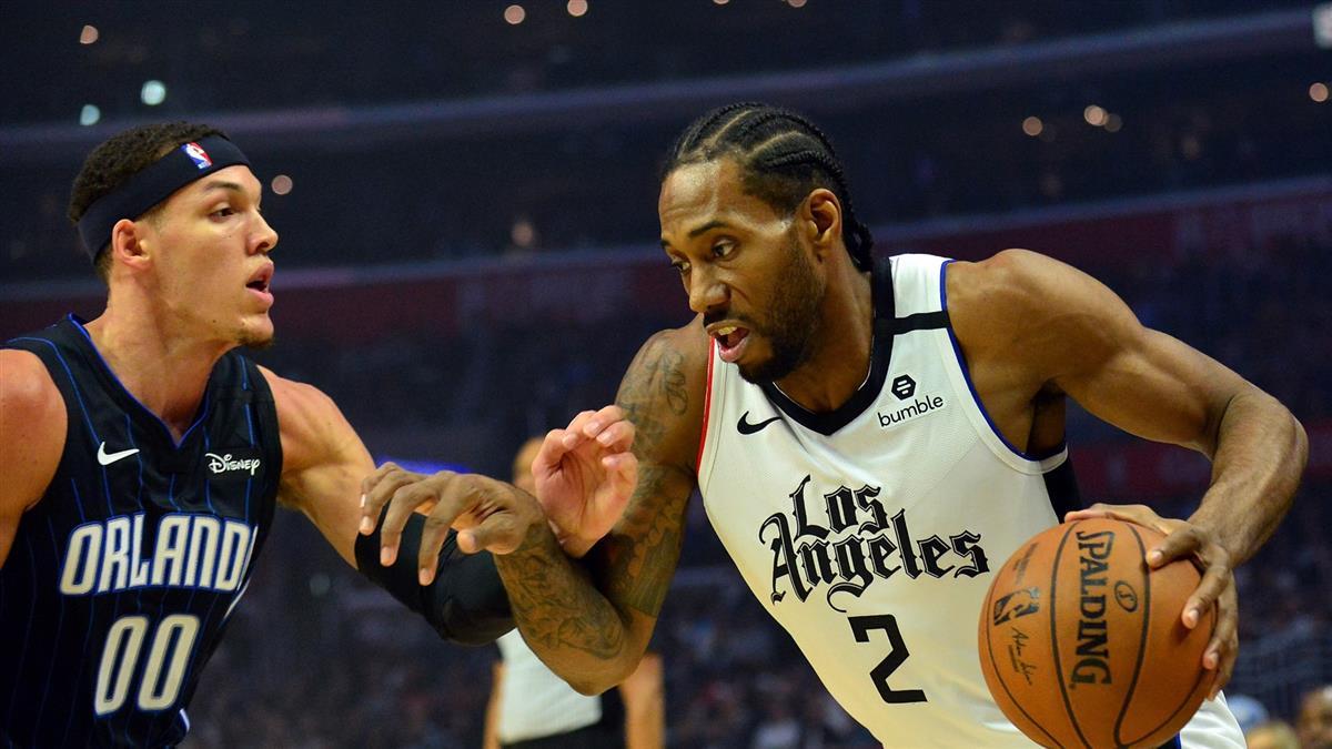 NBA終於回來了 快艇熱身賽首戰魔術