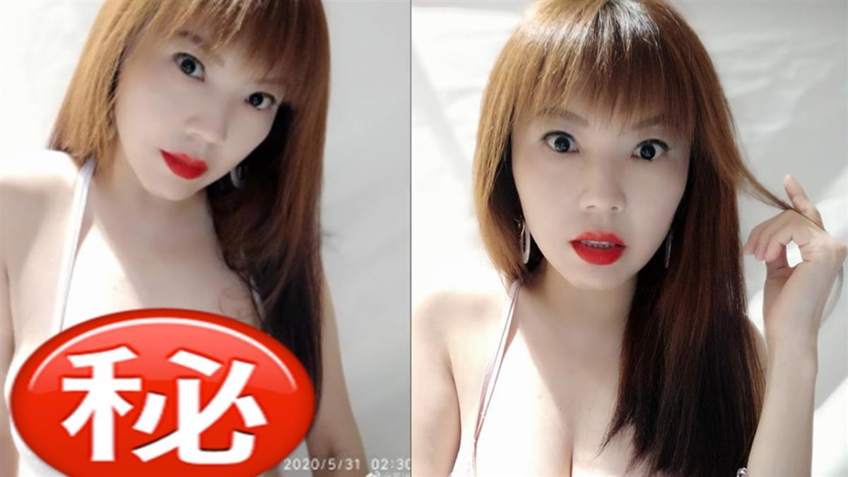 劉樂妍要去總統府全裸!放話台灣最紅卻被認錯