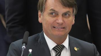 巴西總統染疫 最新篩檢新型冠狀病毒仍呈陽性