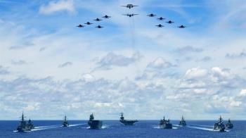 美智庫虛擬演習…共軍若奪太平島 美方不派軍援台