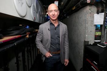世界首富亞馬遜CEO 憑什麼在一天增加了130億美元的財富!?