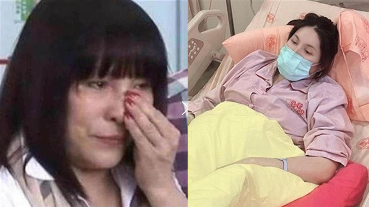 余苑綺爆癌末緊急送醫動刀!李亞萍痛曝最新病況