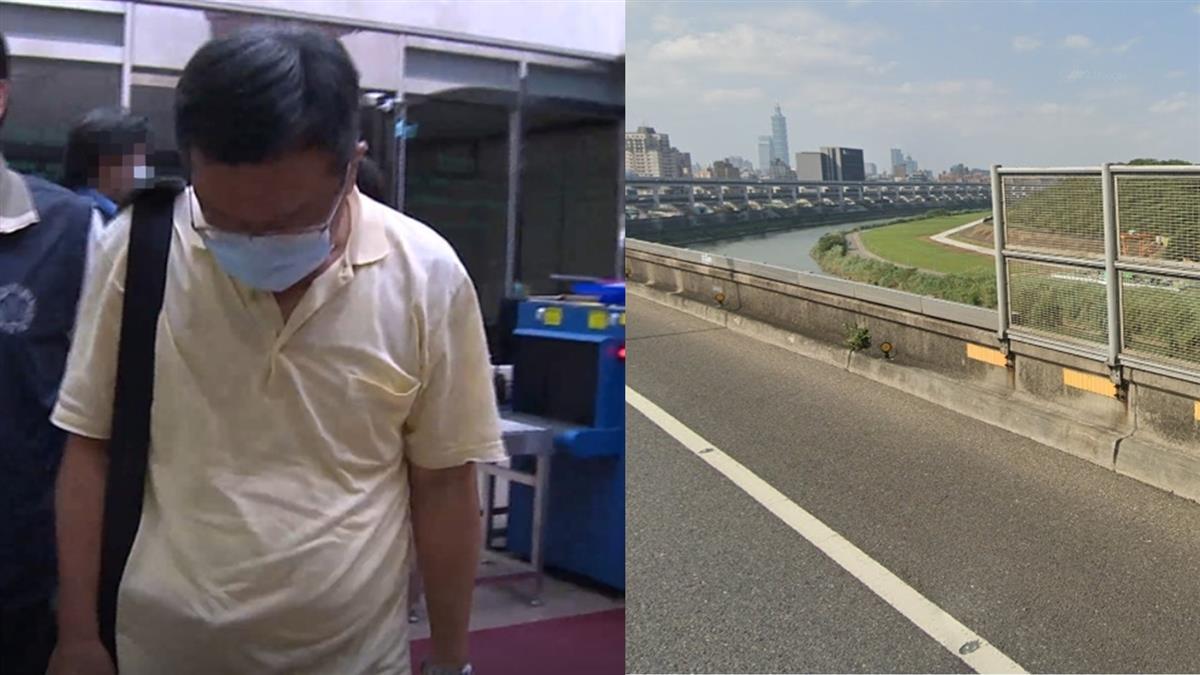 昨天還有上班! 錢櫃安檢涉貪官員陳屍南湖大橋下 建管處說話了