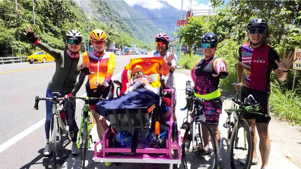 最特別的畢業旅行!單親媽帶腦麻兒12天單車環島