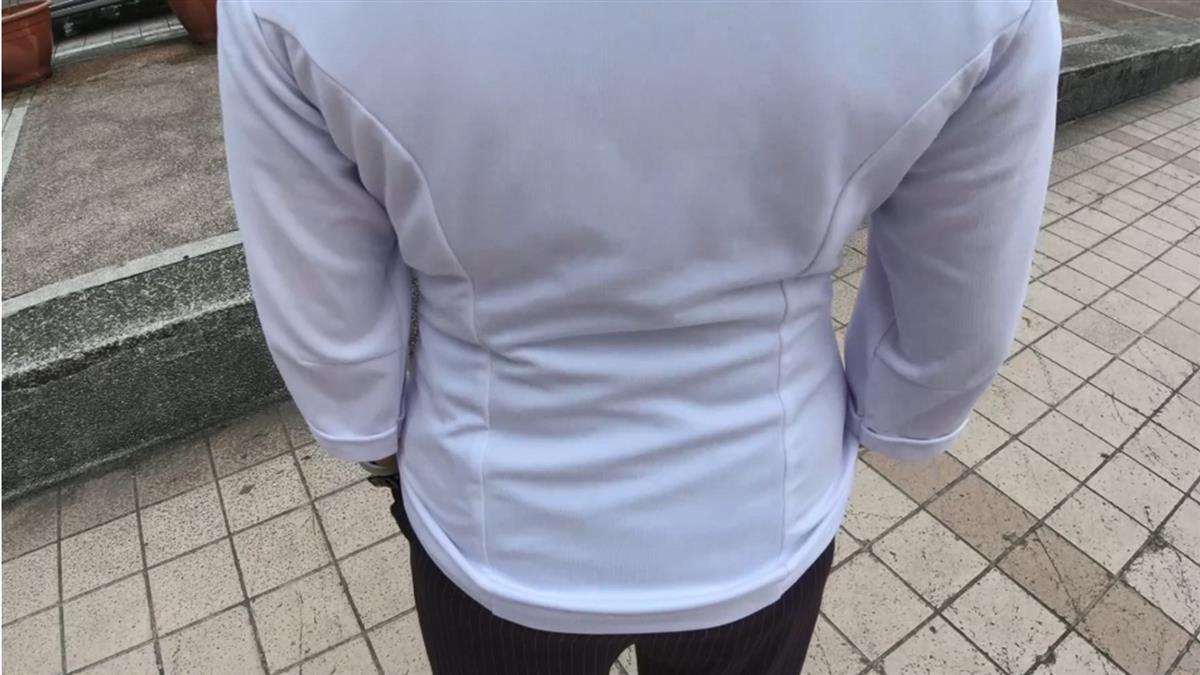 獨 / 被看光!護理師白衣制服會透明 病患:內衣褲好漂亮
