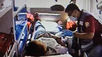 快訊/打翻化骨水!台南女員工遭潑濺、腹部紅腫急送醫