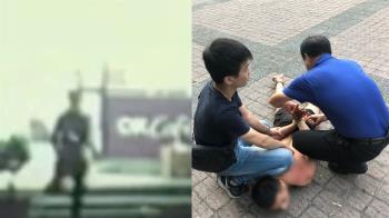 快訊/雙北連搶3超商!搶匪七堵泰安瀑布落網