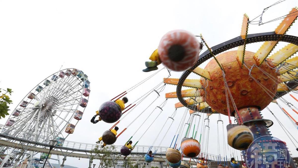 126邊緣人不孤單!兒童新樂園推100元暢玩21項設施