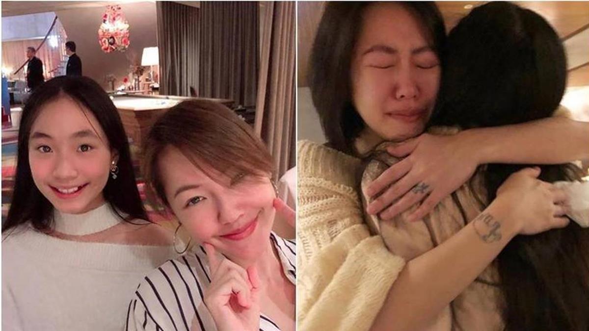 二女兒發文「不再愛你了」 小S喊話:18歲前禁止談戀愛
