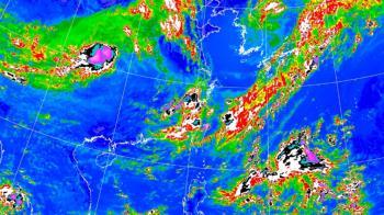 午後雨彈開炸!16縣市大雨特報 小心雷擊強陣風
