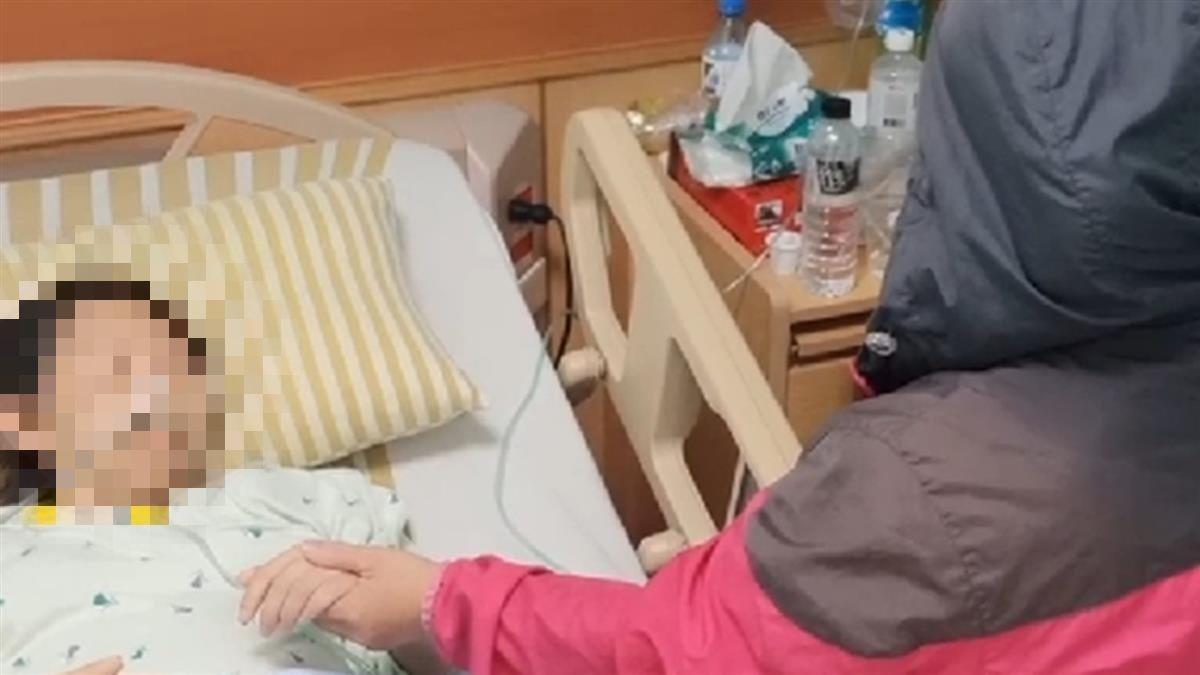 見到媽媽了!癌末女完成最後心願 母到院探視淚崩