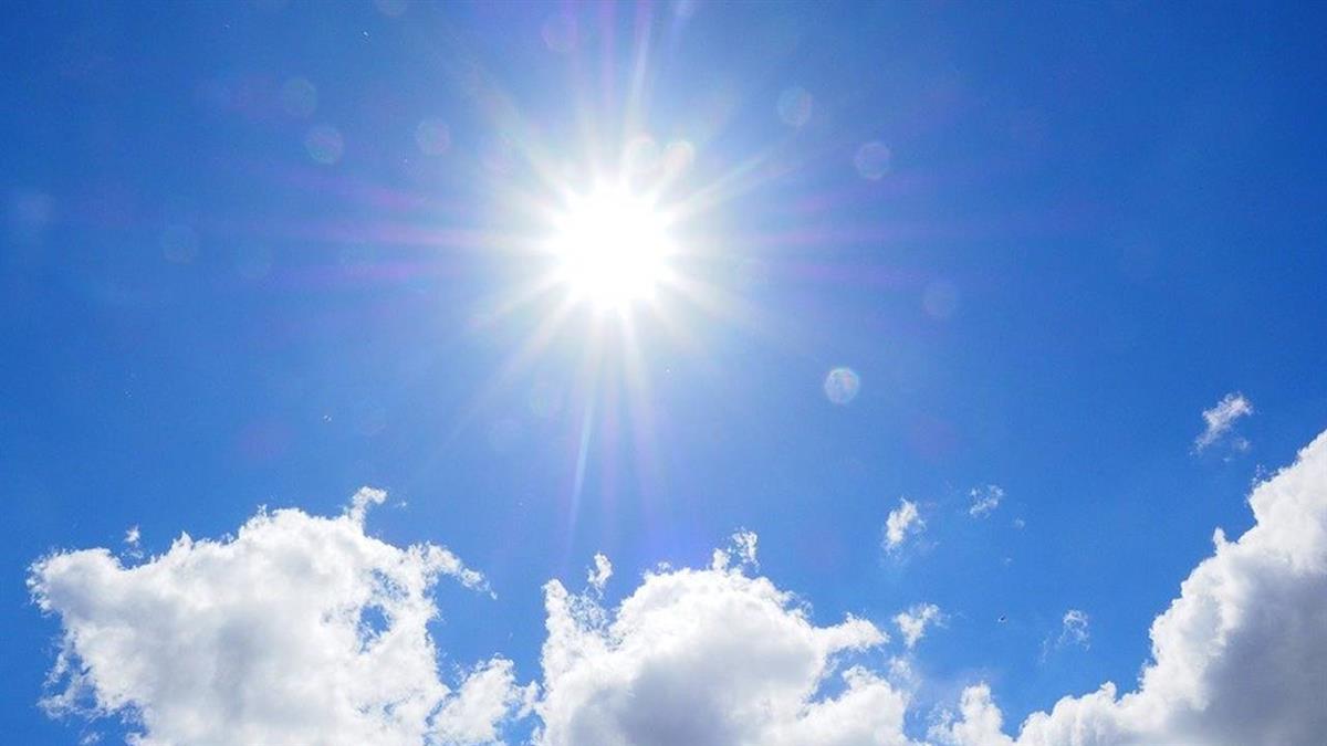 熱到爆!台東狂飆38.7度 12縣市亮高溫燈號