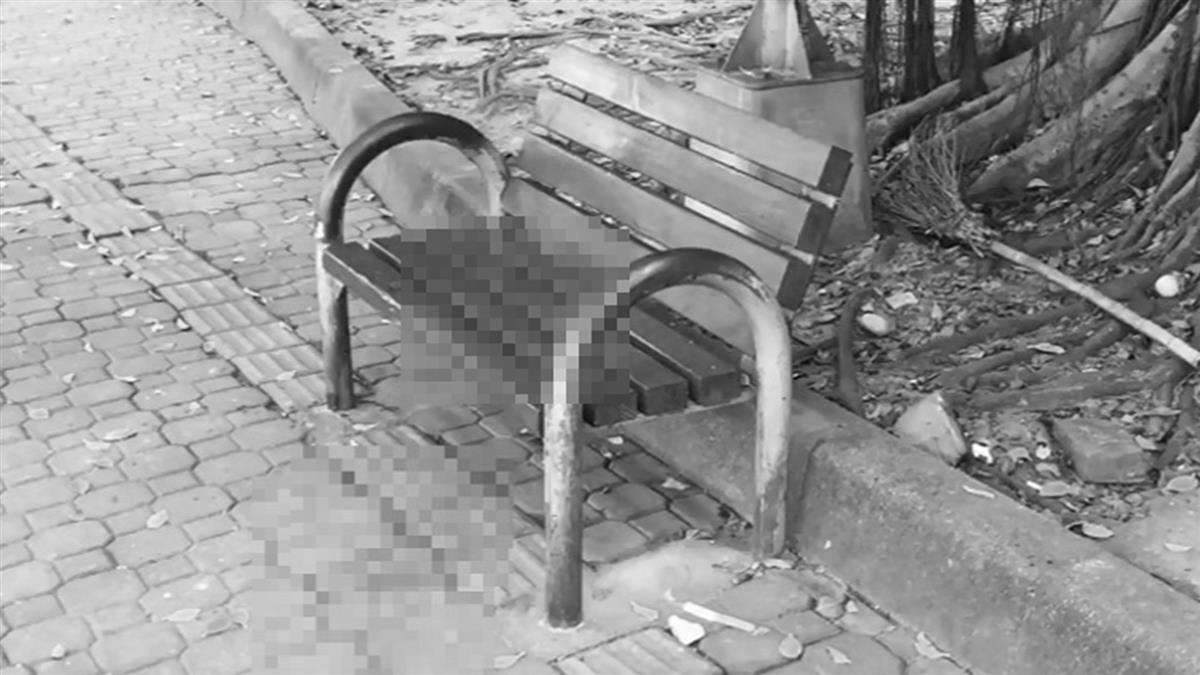 台中公園濺血衝突! 56歲男手遭友砍傷急送醫