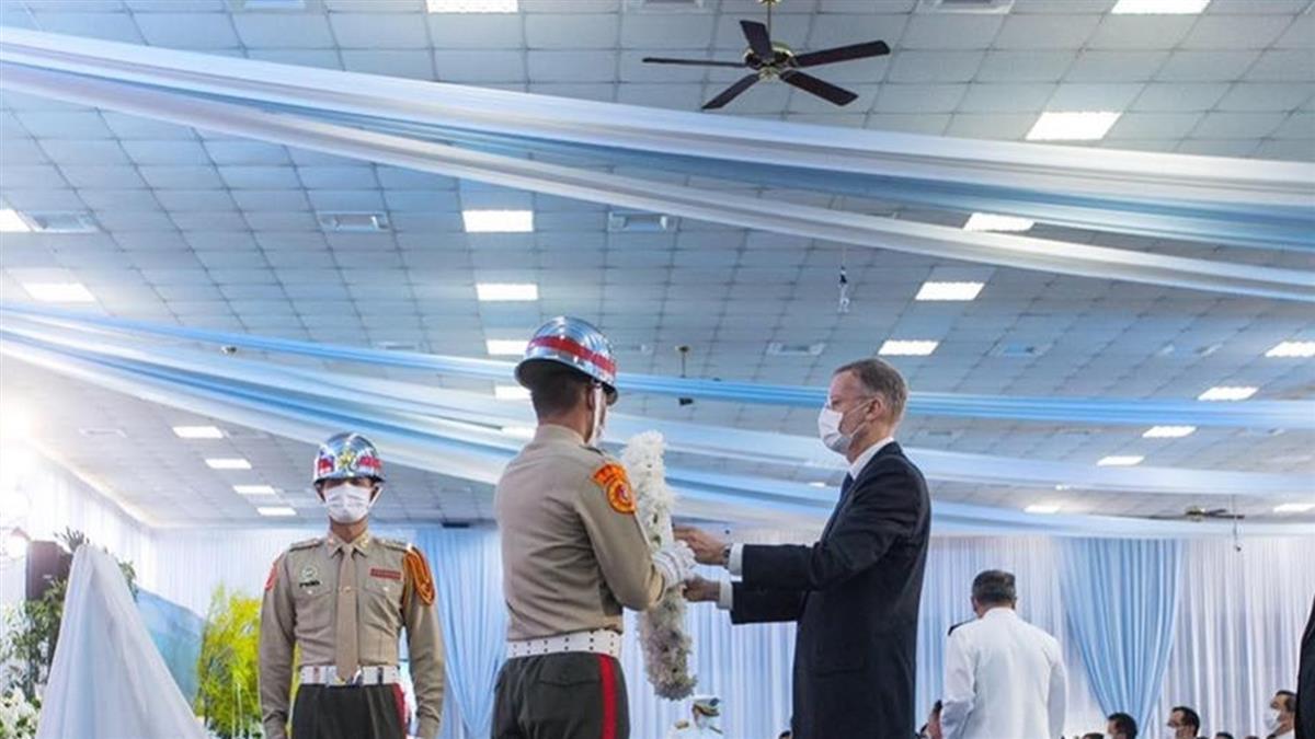 AIT悼念陸戰殉職官兵 退將:肯定國軍專業