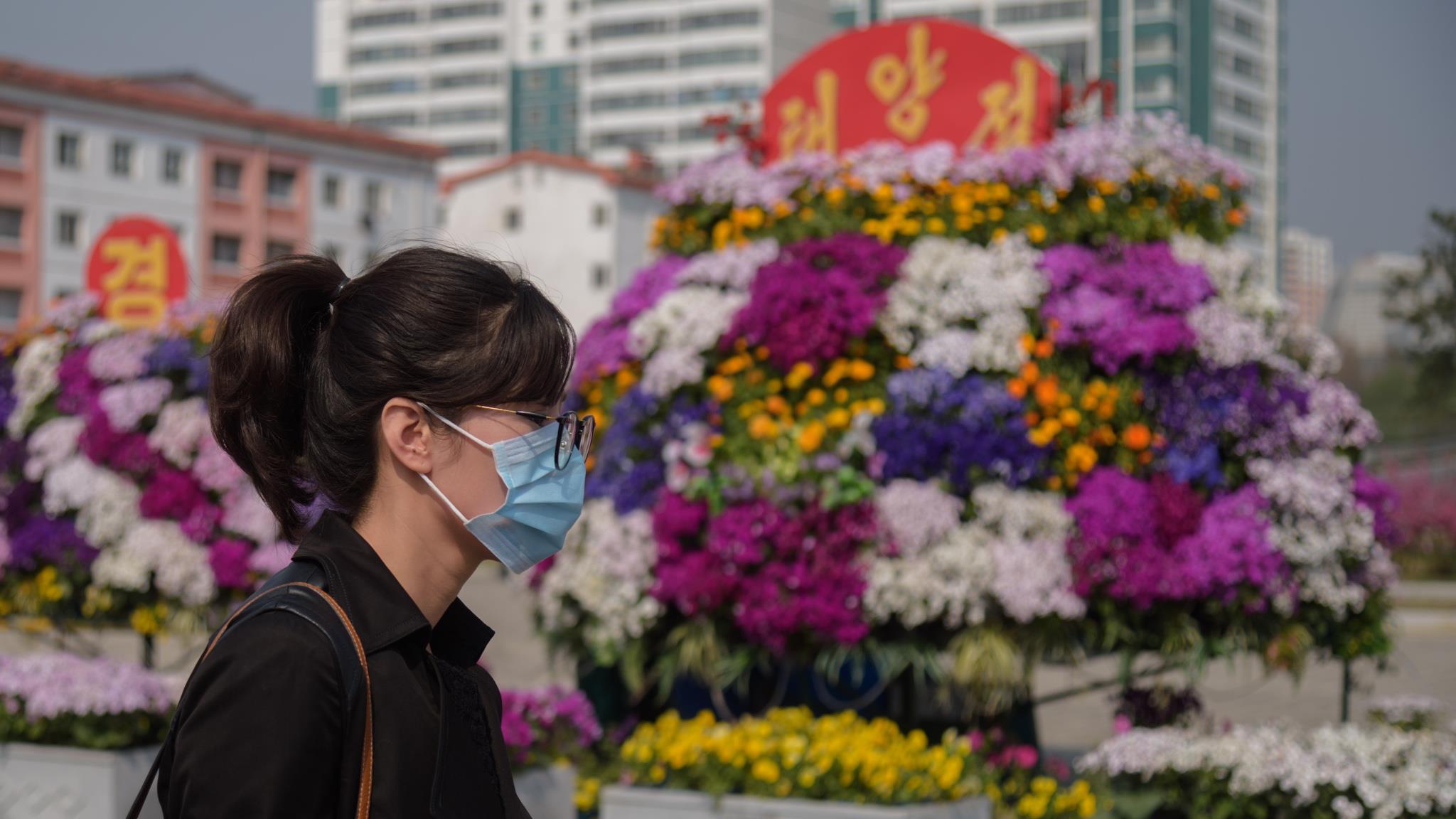 肺炎疫情:朝鮮首稱出現「疑似病例」 金正恩要求「嚴懲」 下令封鎖開城