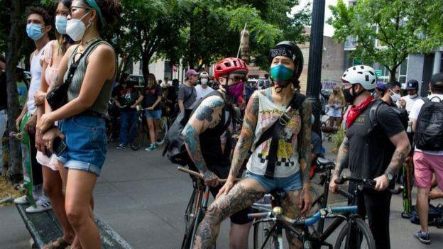 美國人戴與不戴口罩的幾大爭議和要點