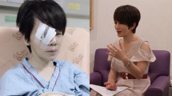 54歲陳雅琳被緊急送醫!失明近況曝光 醫生開罵了