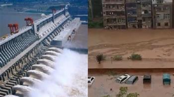 三峽大壩撐不住了?第3號洪水來襲 又爆極淺層地震