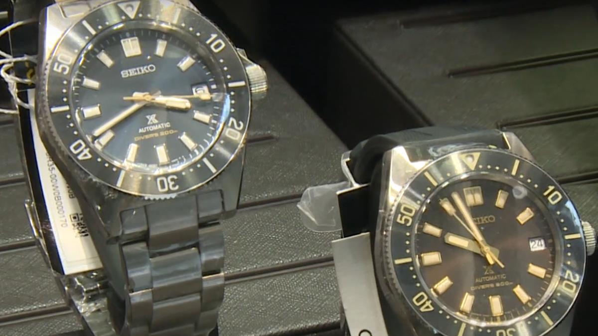 疫後帶動運動消費 Seiko潛水錶三倍券優惠搶市