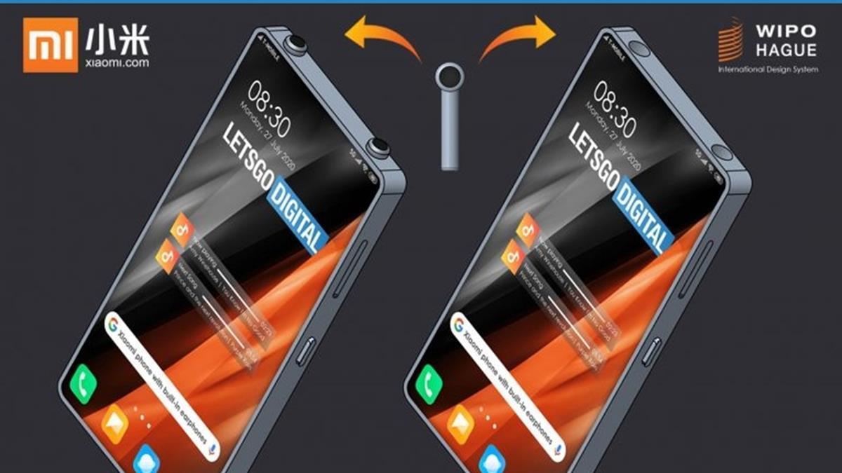 小米新專利!無線耳機可直接塞手機 網傻眼狂吐槽