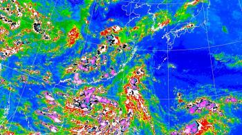 熱帶低壓恐生成!這天起連3天防大雨 一圖秒懂全台降雨熱區