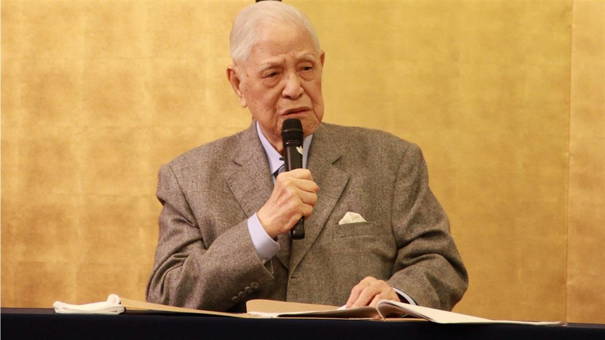 98歲前總統李登輝去世!北榮發聲明曝死因