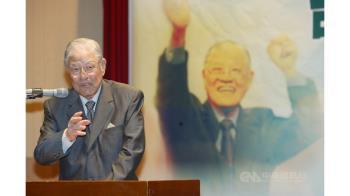 台灣首位民選總統 李登輝政海翻騰愛憎兩極