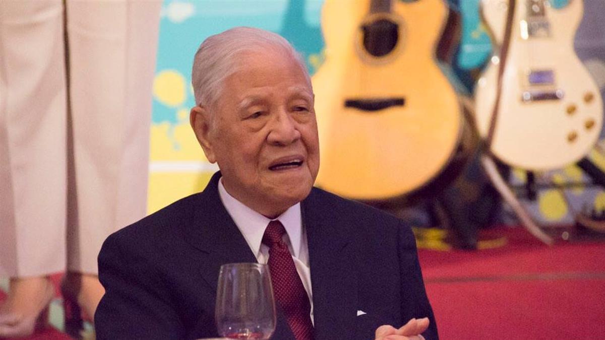 悼念前黨主席李登輝 國民黨:他一生功過後人自有評斷