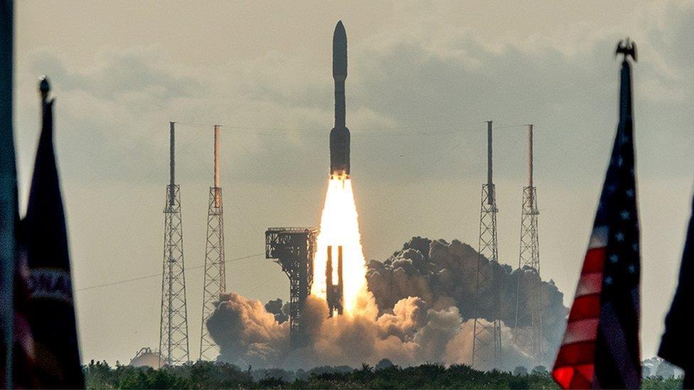 飛向火星:毅力、天問和希望開啟星際往來新時代