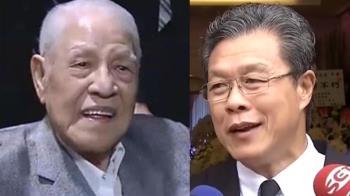 98歲李登輝病逝!楊烈崩潰大哭曝「最後通話」