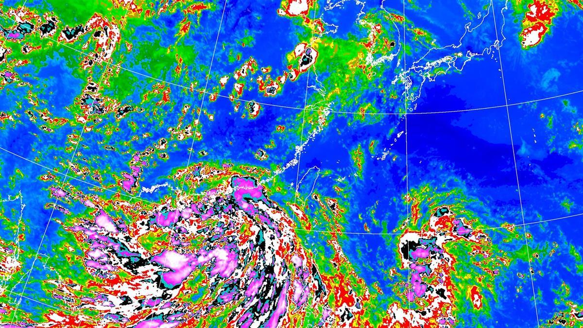 3號颱風「辛樂克」恐生成!影響台灣?氣象局給答案
