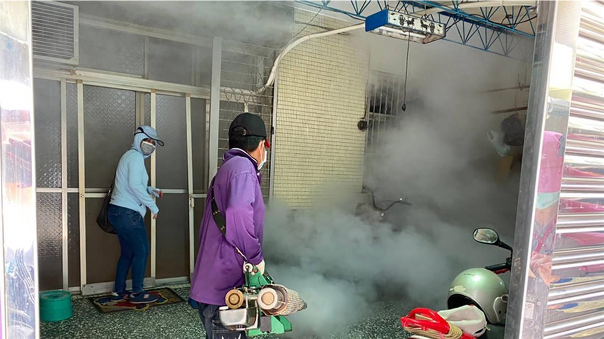 本土登革熱增5例 桃園群聚案擴大1感染源待查