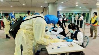 應港府要求  北京派員赴港大規模核酸檢測
