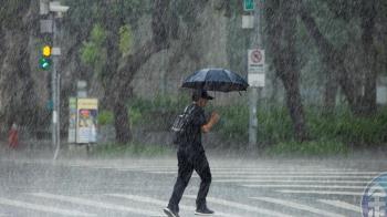 颱風「辛樂克」最快今生成 恐影響台灣豪雨炸3天