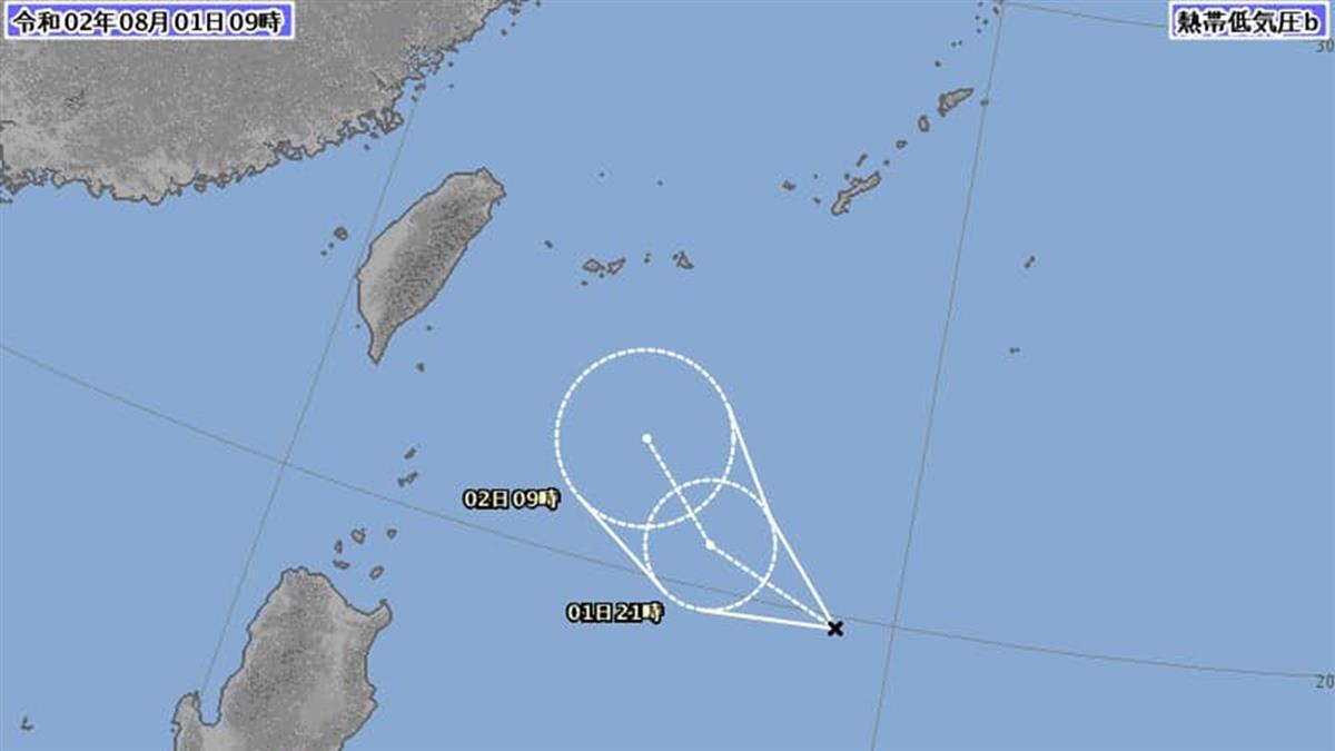颱風辛樂克生成!「哈格比」恐接力 最新路徑出爐