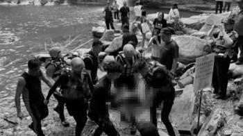 捲入平溪嶺腳瀑布漩渦!22歲銘傳女大生沉入池潭底部亡