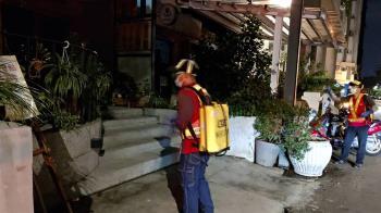 染疫外籍工程師曾到中市2酒吧 環保局漏夜消毒
