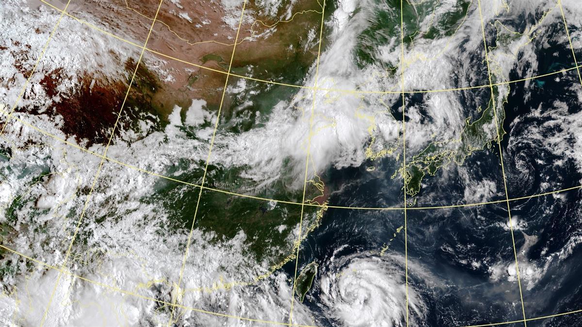 哈格比變快了!17縣市大雨特報 氣象局17:30恐發陸警