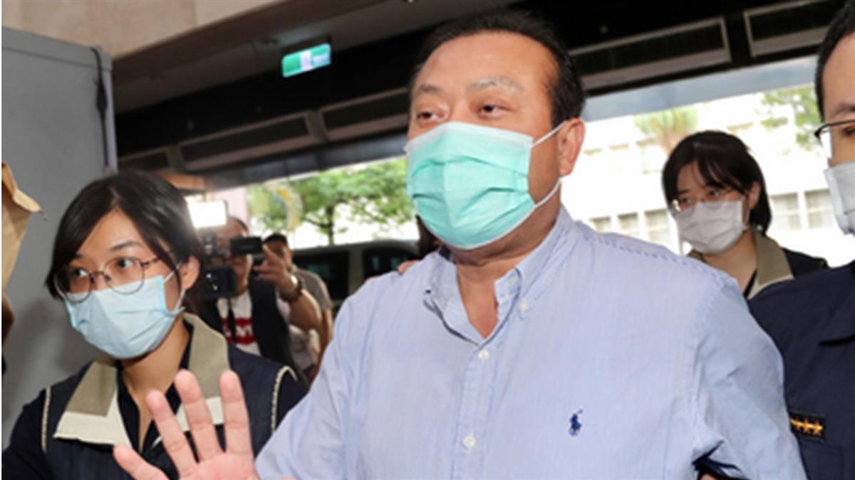 蘇震清遭控涉賄 民進黨廉政會晚間8時緊急開會