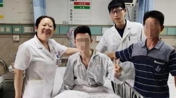 23歲男值夜班!打哈欠後肺竟炸開 全身一半血流光光