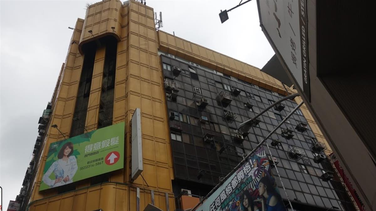 西門町獅子林工程意外!1工人遭夾電梯井慘死