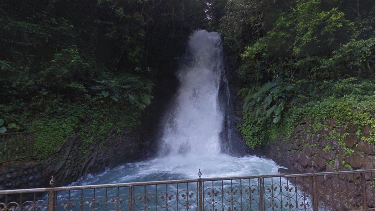男子酒後跳入能高瀑布戲水 被水流捲入溺斃