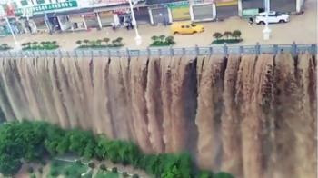 三峽大壩毀了?洪水未退雙颱夾擊 氣象局急發重要警訊