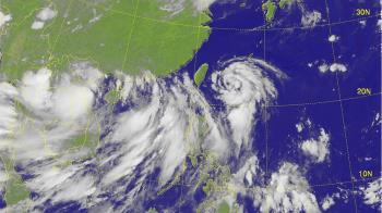 颱風哈格比逼近  氣象局:不屬於西北颱